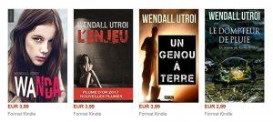 Couvertures de livres de Wendall Utroi