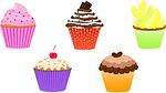 des cupcake, petites récompenses pour tenir ses bonnes résolutions