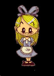 Alice: le cerveau imaginatif du lecteur